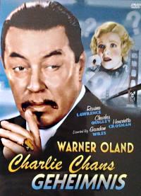 Charlie Chans Geheimnis - DVD