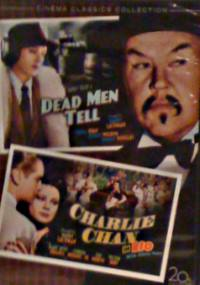Dead Men Tell - DVD