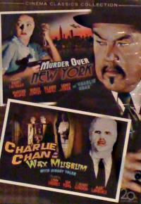 Murder over New York - DVD