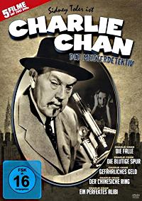 box Charlie Chan Meisterdetektiv