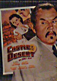 Castle in the Desert - DVD