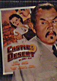 Castle in the Desert - DVD