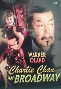 Charlie Chan am Broadway - DVD