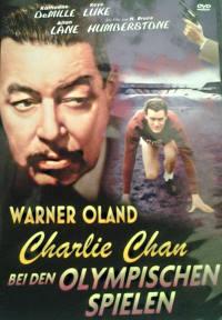 Charlie Chan bei den Olympischen Spielen - DVD