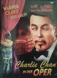 Charlie Chan in der Oper - DVD