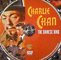 The Chinese Ring - DVD in box