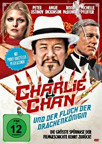 Charlie Chan und der Fluch der Drachenkönigin - DVD