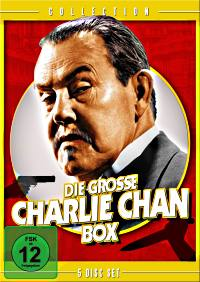 Die grosse Charlie Chan Box - Alive Chandler