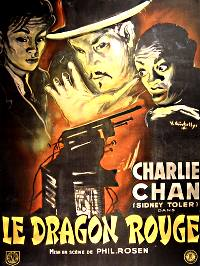 Le dragon rouge - Poster