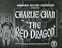 The red dragon - Title