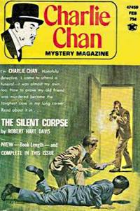 Charlie Chan Mystery Magazin - The silent corpse