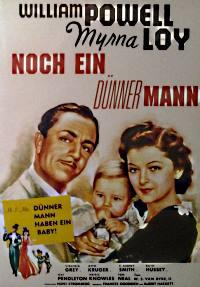 Noch ein dünner Mann - DVD