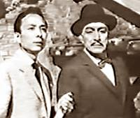 Barry und Charlie Chan - New-Adventures