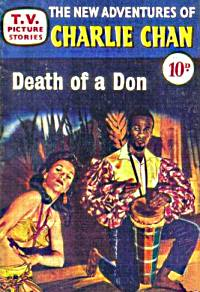 The death of a don - New-Adventures