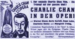 Charlie Chan in der Oper Luxemburg