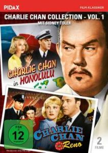 Charlie Chan in Reno - DVD (dt.)