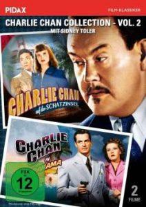 Charlie Chan auf der Schatzinsel - DVD
