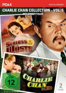 Charlie Chan in Rio - DVD (dt.)