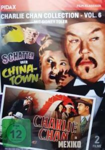 Charlie Chan in Mexiko - DVD