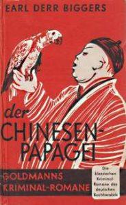 Der Chinesenpapgei, Goldmann 1950