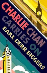 Charlie Chan carries on - Erstausgabe, Band 5