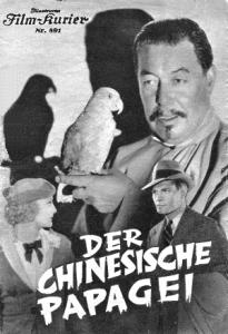 Filmkurier: Der chinesische Papagei