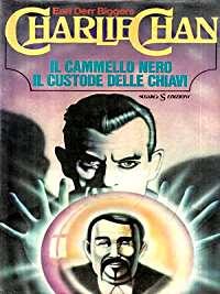 Charlie Chan Cammello Nero Custode Delle Chiavi