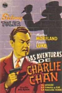 Las aventuras de Charlie Chan