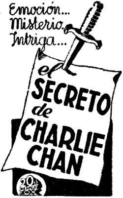 El secreto de Charlie Chan 1936-03-28 Madrid